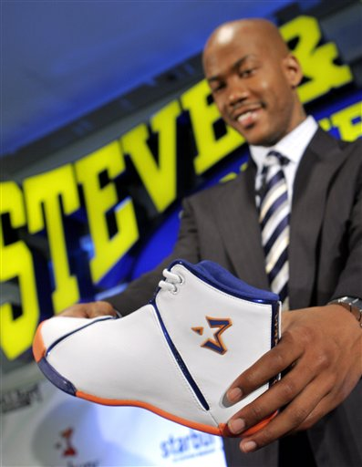 Stephon-Marbury-Knicks-NewYork-Basketball-Kicks-Sneakers-Shoes-Footwear-Amazon-Upscale-Swagger-Deal-Career-Moves