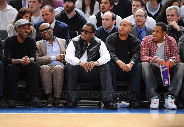 jayz-diddy-la-reid-chris-rock-knicks-backetball-game
