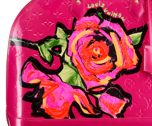 louis-vuittion-stephen-sprouse-monogram-vernis-roses-collection-4