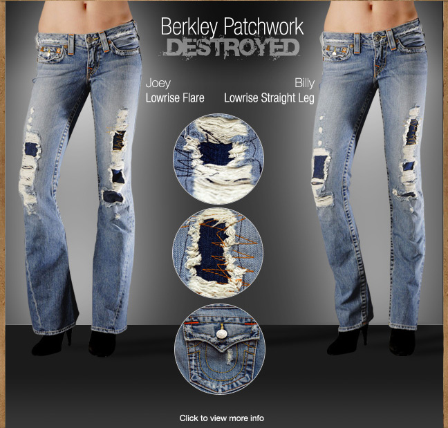 True-Religion-Berkely Patchwork